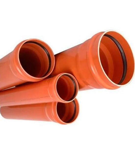 Трубы ПВХ (Россия) Хемкор