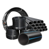 R--TB ПНД труба питьевая напорная 25х2,0 SDR13,6 (ПЭ100;12,5 атм) 25 м